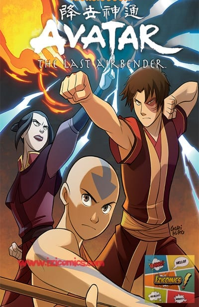 Leer Avatar la busqueda