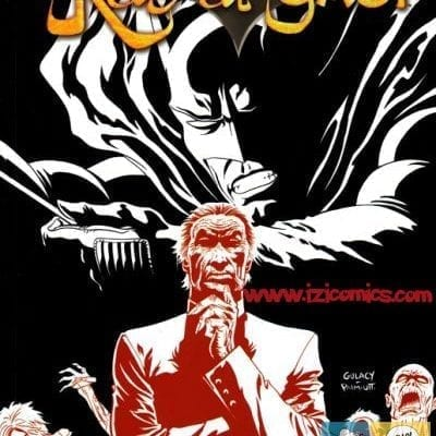 Ver Comic pdf Batman-rasasgul