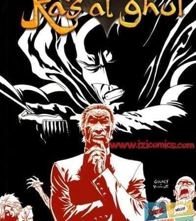 Ver Comic pdf Batman-rasasgul