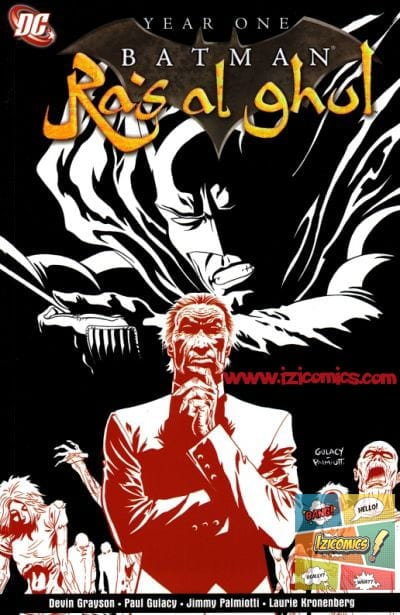 Aqui podras ver comics online batman year one batman ra 39 s for Ver one day online