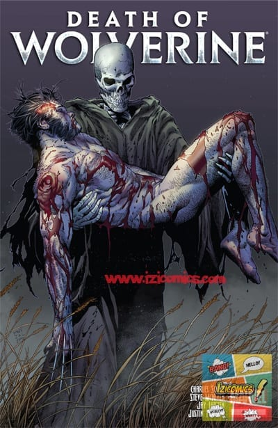 Ver comic Death Wolverine