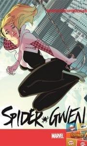 Ver Comic Spider Gwen