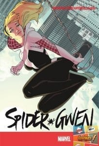 Ver Comic Spider Gwen Vol.1
