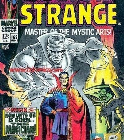 Ver doctor strange vol 1