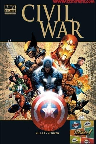 civil war comic español pdf