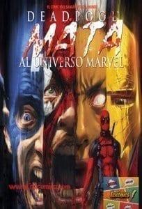 Ver Comic Deadpool Mata al Universo Marvel