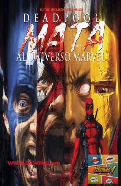 Ver Comic Deadpool Mata al Universo Marvel