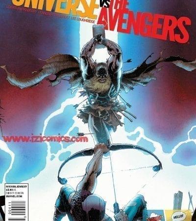 Ver Comics Marvel vs Avengers