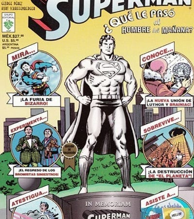 Ver comic Superman