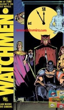 Leer Comic Watchmen
