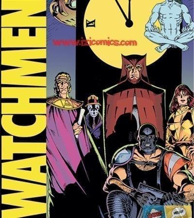 ver comic watchmen pdf español ver comics com
