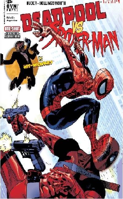 DeadPool vs Spiderman  | PDF – Español |