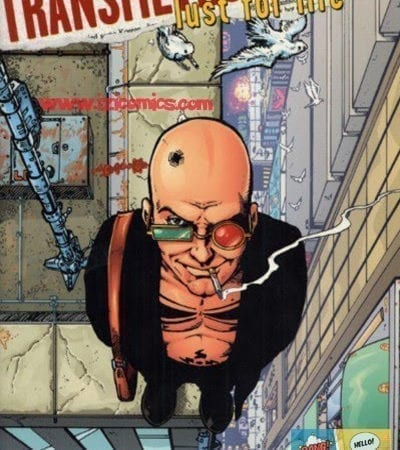 Ver Comic transmetropolitan