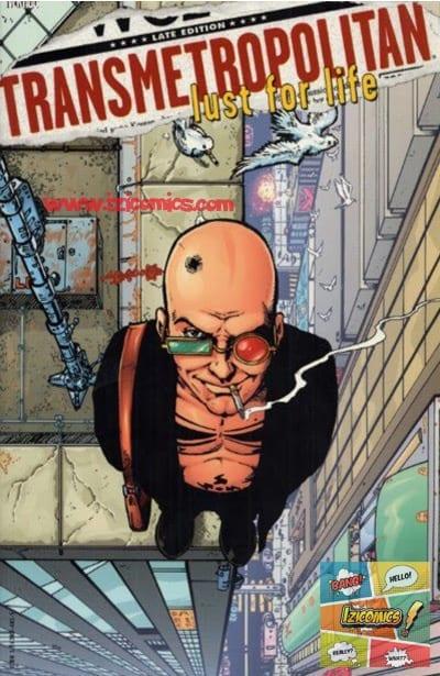 Ver Comics transmetropolitan