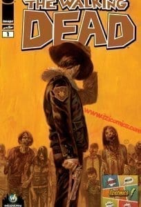 The walking dead comic en español