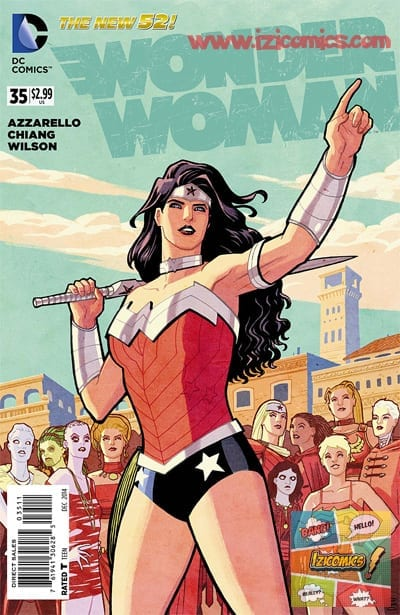 Leer Wonder woman New 52