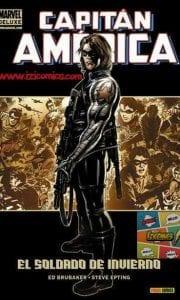 Marvel Comics Capitan America: El Soldado de Invierno