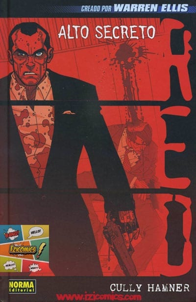 Leer Comics Online Red Alto Secreto
