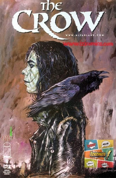 Ver Comics El Cuervo (The Crow) #1