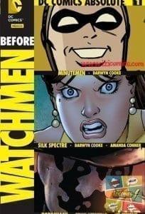 Leer Comics Online Before Wacthmen