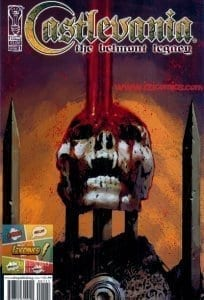 Descargar Comics Castlevania The Belmont Legacy