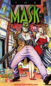 La Mascara Comics PDF