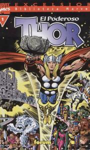 Descargar Comics PDF Origen Thor