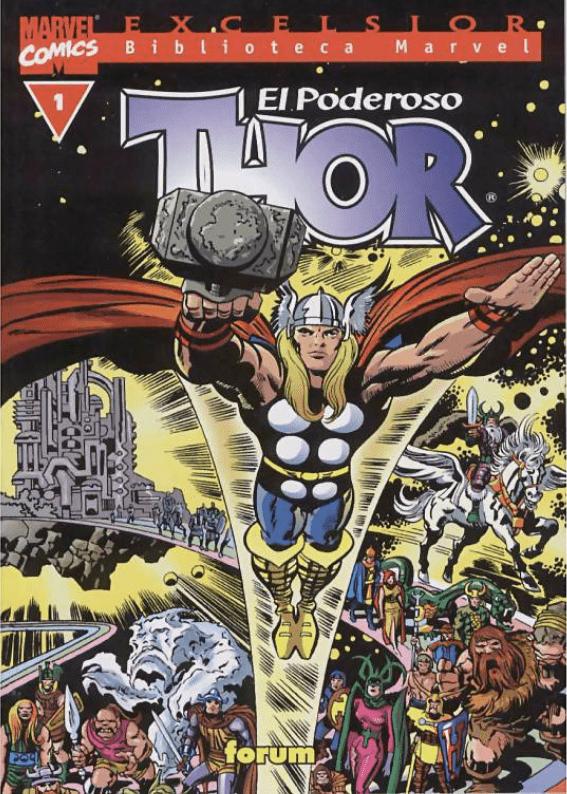 Leer Comics Thor (Origen) #11