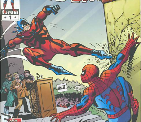 Comics PDF Origen Peter Parker Spiderman