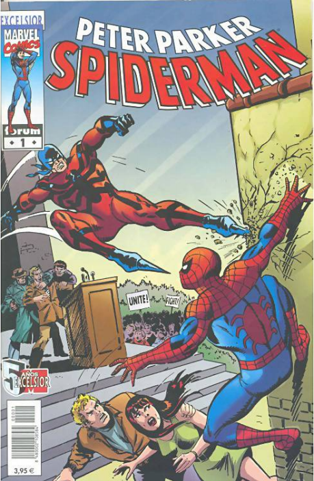 Leer Comics Peter Parker Spiderman #4