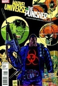 Comics Online Marvel Universe vs The Punisher