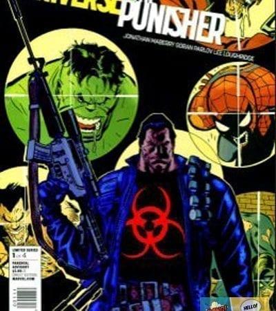 Comics Online Marvel Universe vs The Punisher