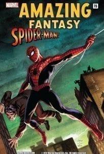 Amazing Fantasy Spiderman