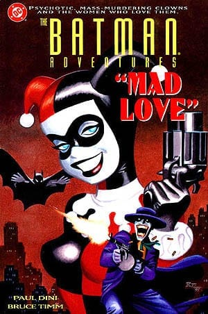 Batman Adventure Mad Love