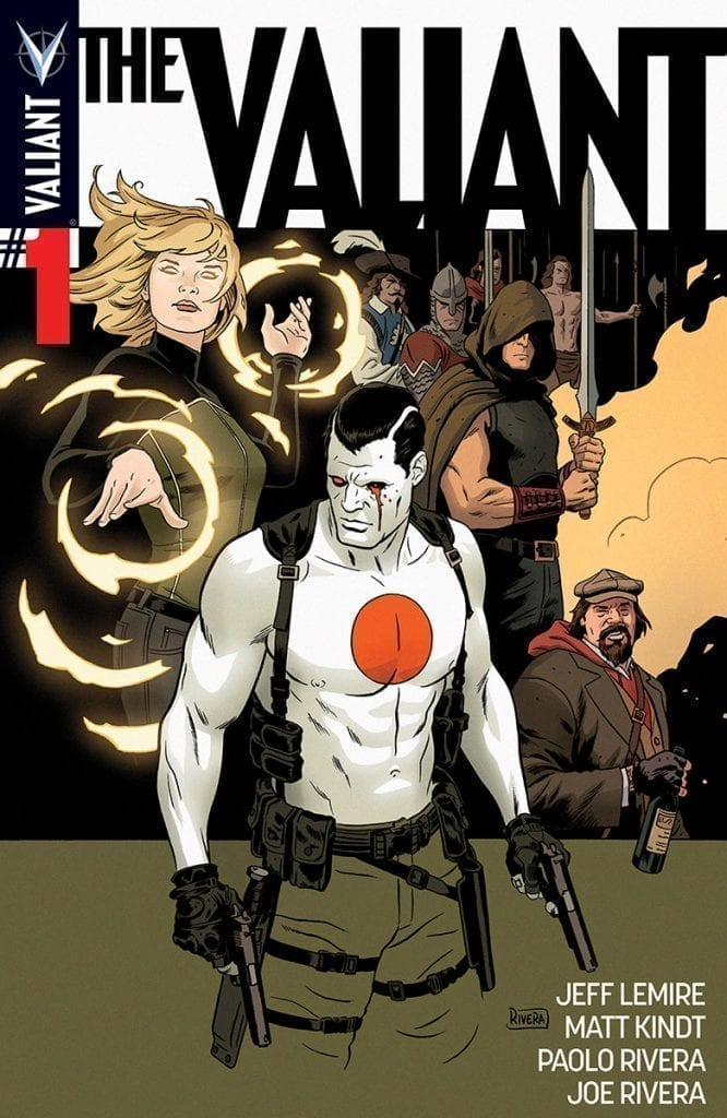 Descargar Comic The Valiant PDF