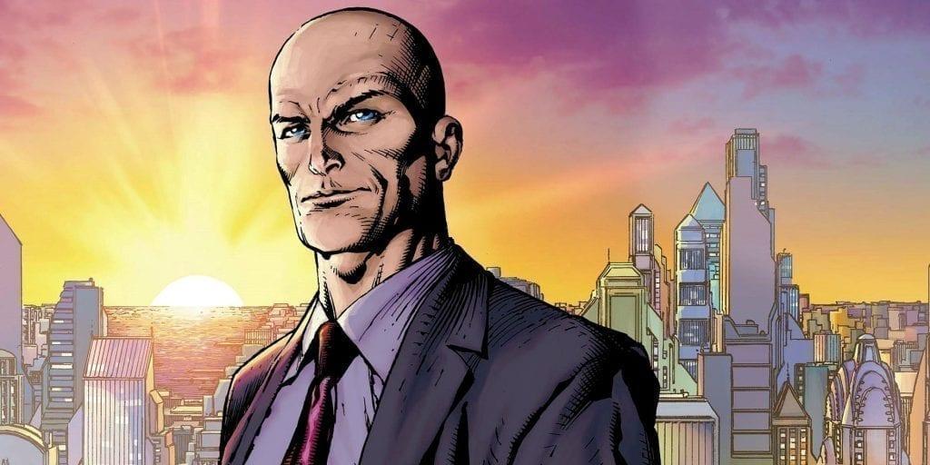 Lex luthor Superheroes y Villanos mas Ricos de los Comics