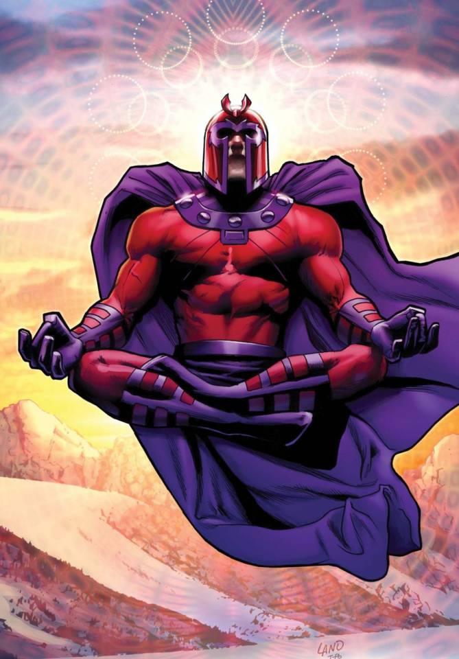 Magneto Superheroes y Villanos mas Ricos de los Comics