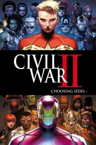 Civil War 2 Completo