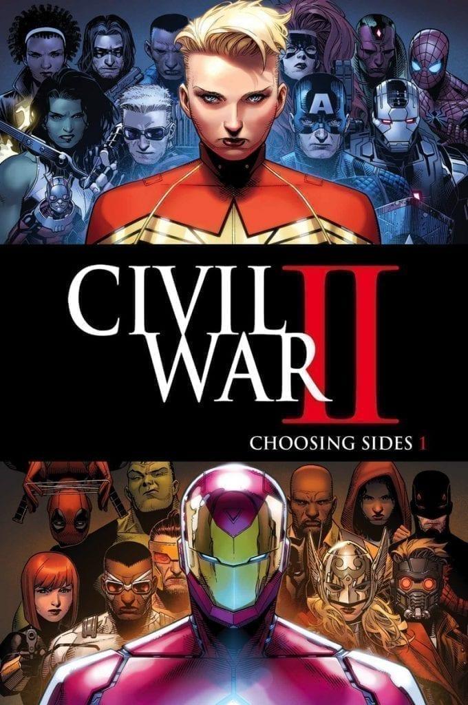 Leer Civil War ll