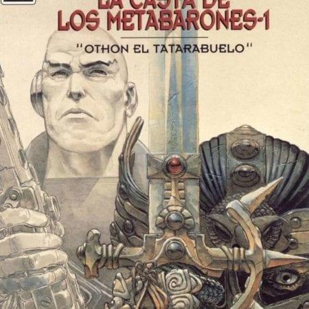 Ver comic La Casta de los Metabarones