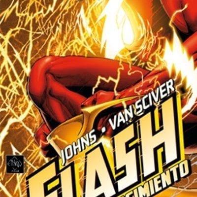 Comic Flash Renacimiento