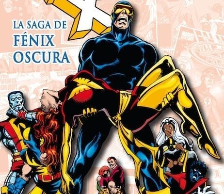 Ver comic X-men La Saga de Fenix Oscura