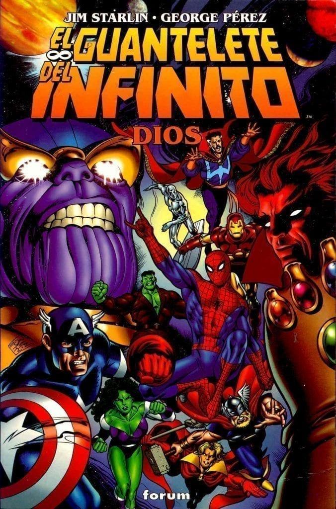 Thanos el guantelete del Infinito PDF