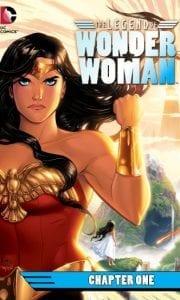Ver Comic The Legend Wonder Woman
