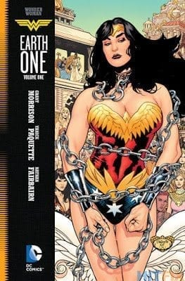 ver comic wonder woman tierra uno
