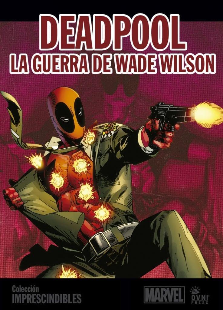 Deadpool La guerra de Wade Wilson