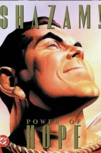 Comic Shazam Power of Hope