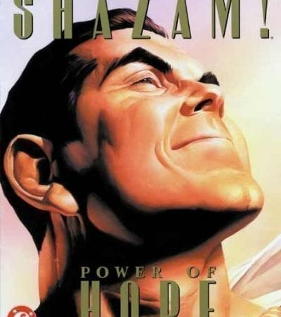 Comic Shazam Power of Hope