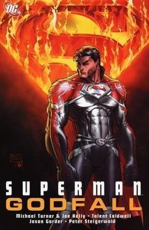 Comic Superman Godfall
