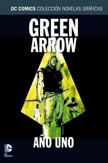 green arrow año uno